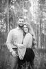 Hopkins Engagement - Black and White FR-6