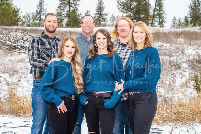 Hopkins Family - Full Color FR-34