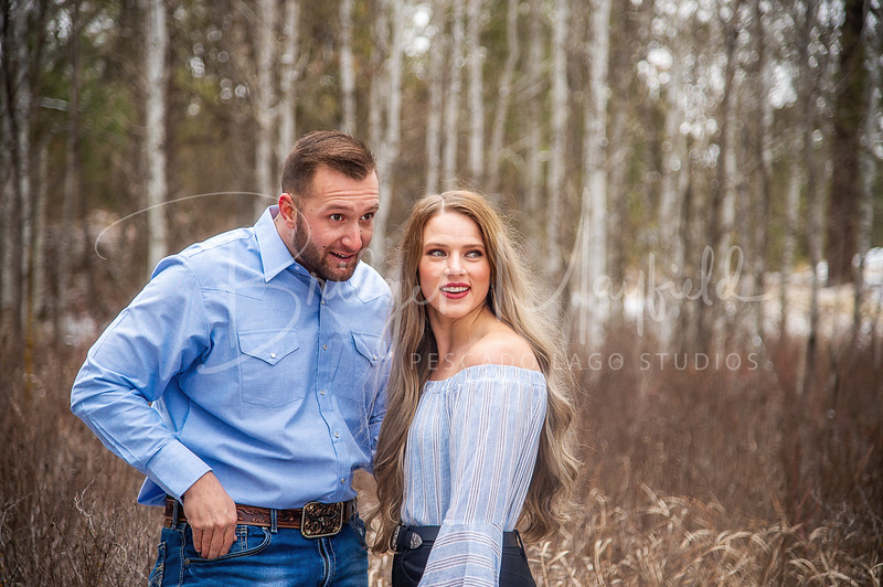 Hopkins Engagement - Full Color FR-8