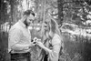 Hopkins Engagement - Black and White FR-25