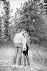 Hopkins Engagement - Black and White FR-48