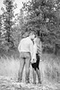 Hopkins Engagement - Black and White FR-47