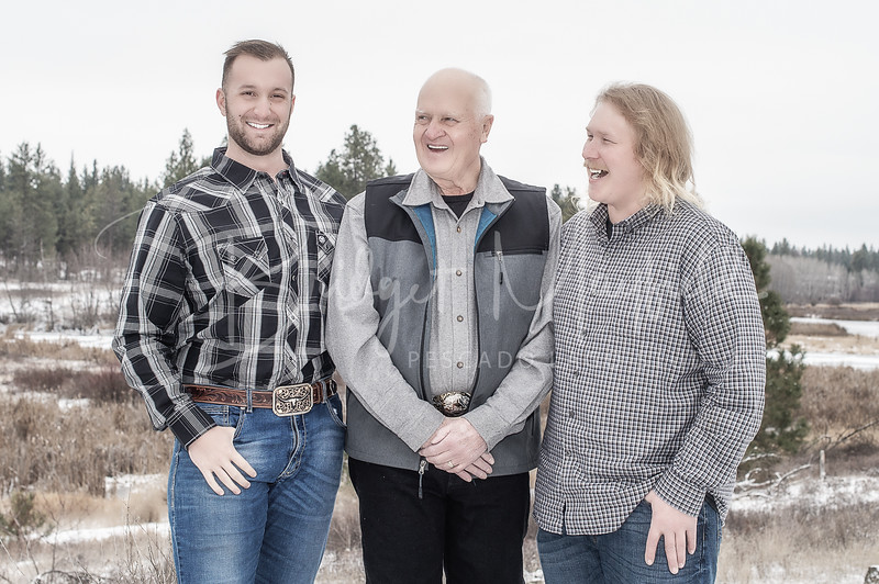Hopkins Family - Desaturated FR-15