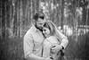 Hopkins Engagement - Black and White FR-33