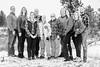 Hopkins Family - Black and White WM-10