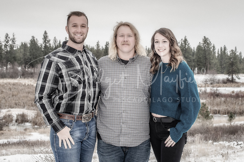 Hopkins Family - Desaturated FR2
