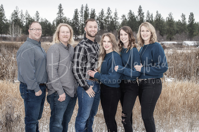Hopkins Family - Desaturated FR-28