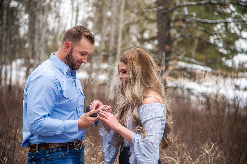 Hopkins Engagement - Full Color FR-26