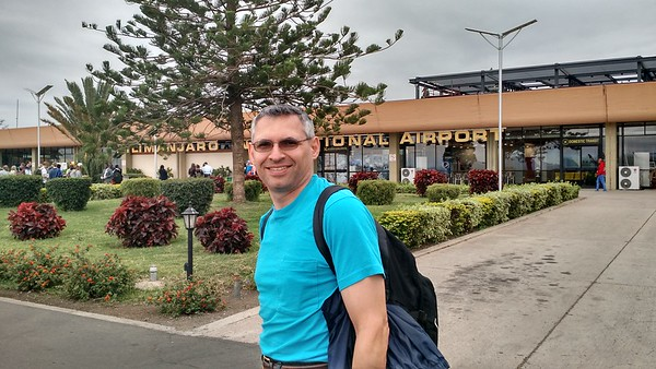 7-3-17 1 Transit & Arusha, Tanzania