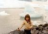September 1980 - (Portage Glacier, Alaska) - Cristen