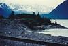 May 22, 1981 - (Turnagain Arm, Alaska) - Scenery during fishing day