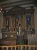 Altar of San Buenaventura Mission