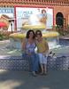 Carol and C at Ventura Fountain