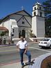 J at the Ventura Mission