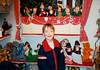 Andrew at Käthe Wohlfahrt Weihnachtsmärkte - (December 22, 1987 / Rothenburg ob der Tauber, Ansbach District, Mittelfranken, Bavaria, West Germany) -- Andrew