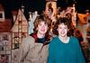 MaryAnne & Cristen at Käthe Wohlfahrt Weihnachtsmärkte - (December 22, 1987 / Rothenburg ob der Tauber, Ansbach District, Mittelfranken, Bavaria, West Germany) -- MaryAnne & Cristen