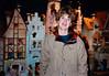 MaryAnne at Käthe Wohlfahrt Weihnachtsmärkte - (December 22, 1987 / Rothenburg ob der Tauber, Ansbach District, Mittelfranken, Bavaria, West Germany) -- MaryAnne