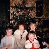 Jonathon, Cristen, Andrew, & Michael - (December 25, 1988 / #3 Obere Hohl, Gimsbach, Rheinland-Pfalz, West Germany) -- Jonathon, Cristen, Andrew, & Michael
