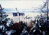 Neuschwanstein Castle (November 24, 1990 / Hohenschwangau, Schwangau, Ostallgäu district, Bavaria, Germany) -- Neuschwanstein Castle