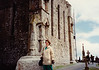 Cashel Monastery (April 16, 1990 / Cashel, County Tipperary, Ireland) -- MaryAnne
