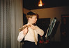 Andrew at Flute Recital (March 2, 1990 / Hauptstuhl, Rheinland-Pfalz, West Germany) -- Andrew