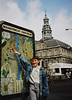 Andrew at Stadhuis van Maastricht in Centrum  (April 18, 1991 / Maastricht, Limburg, The Netherlands [Holland]) -- Andrew