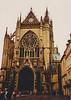 Cathédrale Saint-Étienne de Metz (January 4, 1991 / Metz, Lorraine, France) -- Metz Cathedral