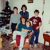 Michael, MaryAnne, Andrew, Cristen, and Jonathon - (December 31, 1986 / Manassas Circle; Williamsburg, Orange County, Florida) -- Michael, MaryAnne, Andrew, Cristen, and Jonathon
