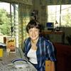 Cristen Eating Breakfast - (July 7, 1986 / Sandstone Court, Folsom, Sacramento County, California) -- Cristen
