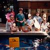 David, MaryAnne, Jonathon, Michael, and Andrew - (August 22, 1986 / Ala Moana Center,  Honolulu, Oahu, Hawaii) -- David, MaryAnne, Jonathon, Michael, and Andrew