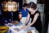 "Gail Wetzler and MaryAnne at ""Farewell Party"" - (August 8, 1987 / Fair Oaks, Sacramento County, California) -- Gail Wetzler and MaryAnne"