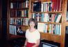 MaryAnne in the Livingroom  - (June 11, 1987 / Sandstone Court, Folsom, Sacramento County, California) -- MaryAnne