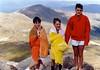 Jonathon, Andrew, and Michael on Mount Evans - (September 4, 1987 / Mount Evans, Clear Creek County, Colorado) -- Jonathon, Andrew, and Michael