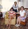 Cristen, Edwin, and Vera - (September 16, 1987 / Manassas Circle; Williamsburg, Orange County, Florida) -- Cristen, Edwin, and Vera