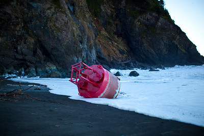 Not sure this channel buoy is still doing it's job
