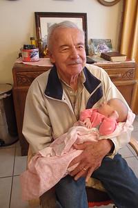 John's first great grandchild.