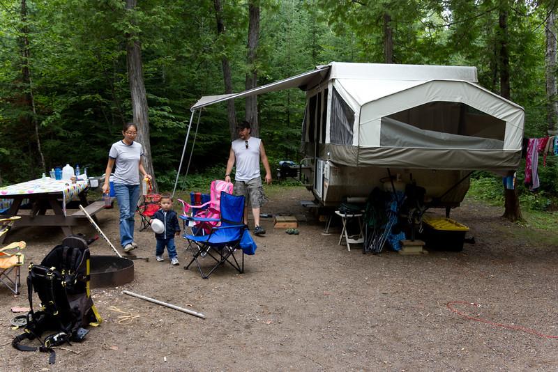 The Rydland Camper.