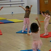 Reayah at one of her dance classes.