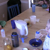 First clip from our new video camera! Breakfast on Shabbat.