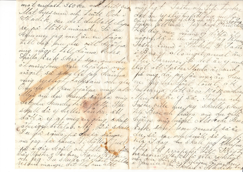 Erik Lyman brev sid2