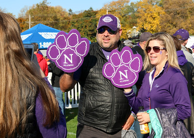 Family Weekend Tailgate