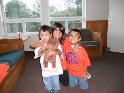 ASYMCA Family Camp - Camp Marston Oct. 15 to Oct. 17