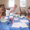 San DIego Armed Services YMCA Craft and Conversation Class