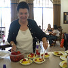 ASYMCA - NTC Craft and Conversation Avante Garde Cooking Demo Mother's Day Celebration!
