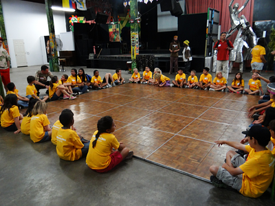 Day Out Session 4 WorldBeat Cultural Center