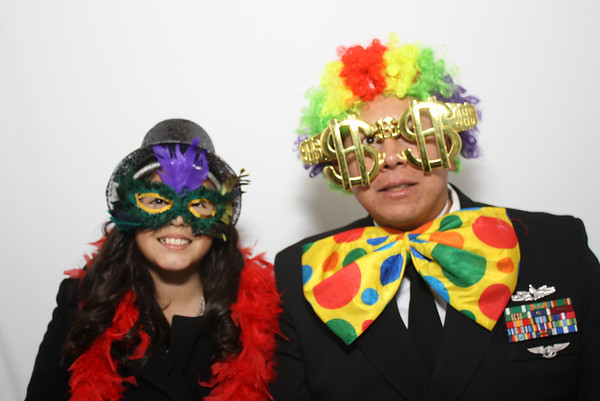 2012 Father & Daughter Dance Photobooth