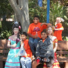 2nd Annual YES! Teen Outing to Knott's Berry Farm. Thank you Wells Fargo for supporting military teens in San Diego!