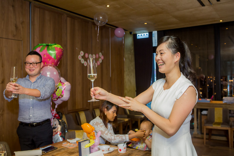 Ye Jin birthday party 092