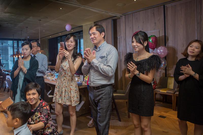 Ye Jin birthday party 132