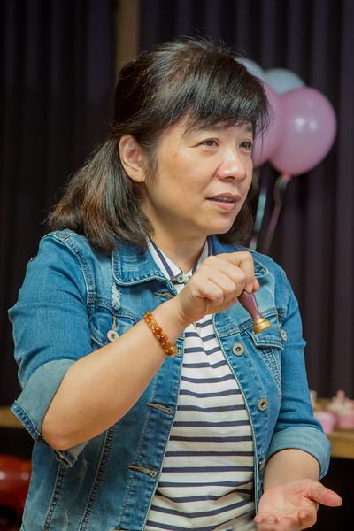 Ye Jin birthday party 120